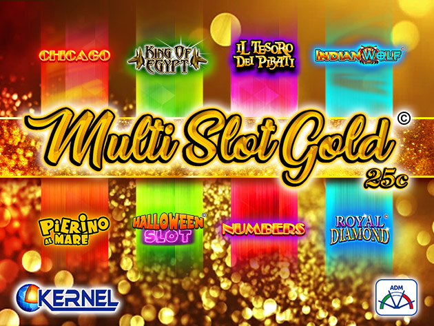 Multi Slot Gold 0